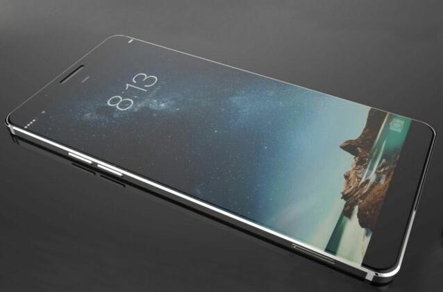 曝iphone8屏幕将集成指纹识别 9月量产