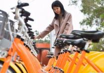 泉州公共自行车日周转率6次