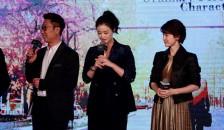 蒋欣对欢乐颂剧情保密 透露将在5月播出