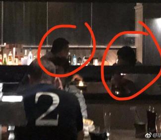 胡彦斌酒吧被偷拍 怒怼:怎么北京还有狗