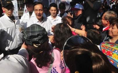 朱立伦为蒋万安站台 吁两岸新世代要合作