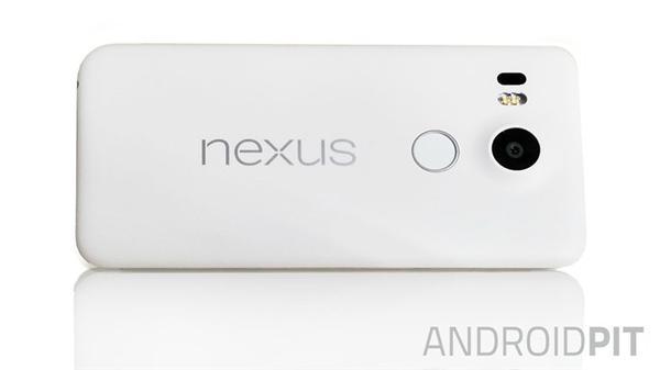 LG版Nexus新机侧面照曝光 10月13日预售