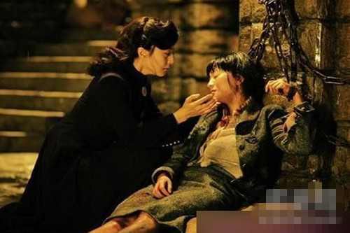 徐若瑄在《少年星海》中有一场强暴戏