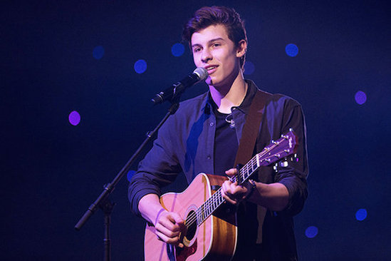 Shawn Mendes。