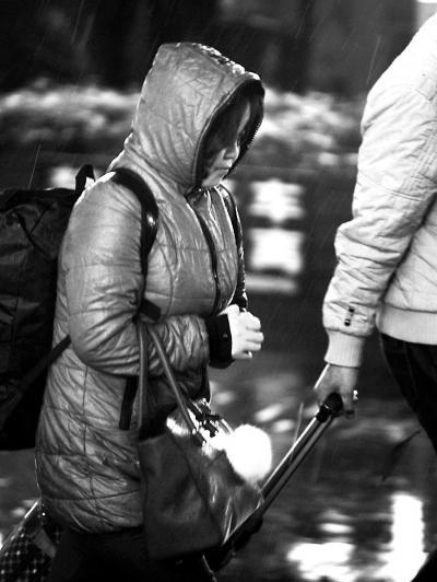 明起福建现降温雨雪大风天气 最低温可达-11℃