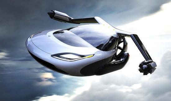 Terrafugia公司正在研发的TF-X概念车