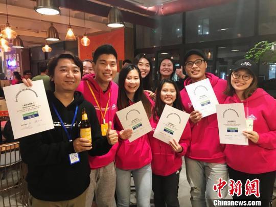 """大陆""""双创""""环境激发台湾青年创业热情"""