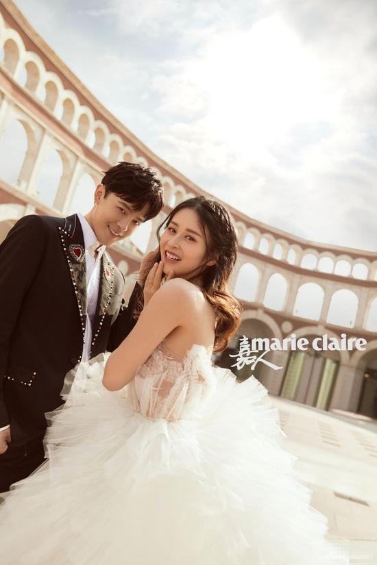 付辛博颖儿五月将在巴厘岛大婚 首度公开恋爱细节