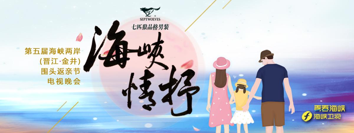 第五届海峡两岸(晋江.金井)围头返亲节电视晚会——海峡抒情