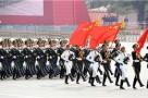 阅兵式回顾丨三军仪仗队方队