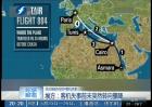 埃方:客机失事前未突然转向骤降