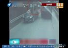 """遭""""飞胎""""撞击 公交司机不幸身亡"""