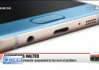 韩媒称三星将暂停生产Note7手机