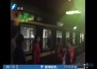 河北邢台:列车临时停车 大妈跳起广场舞