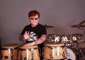 黄显忠:传承音乐DNA的老牌鼓手