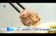 台北:鹅肉飨宴传三代 鹅肉汁多甘甜有嚼劲