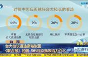 """台大自主联盟发起""""新五四运动""""  呼吁政治黑手勿入校园"""
