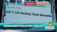 20170309 维基解密披露中情局窃听黑料