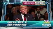 """20180118 特朗普发布""""假新闻""""奖"""