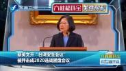 """20190511 蔡英文开""""台湾安全会议"""" 被抨击成2020选战固盘会议"""