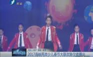 2017海峡两岸少儿春节大联欢除夕夜播出
