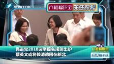 20170323 民进党选举提名规则出炉