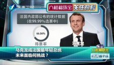 20170508 马克龙成法国最年轻总统