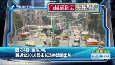 20180604 民进党2018县市长选举战略出炉