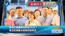20181203 谁将代表国民党参选2020?