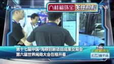 20190618 第十七届中国·海峡创新项目成果交易会在榕开幕