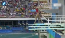 《奥运早报》第14金!跳水女子3米板施廷懋加冕双冠