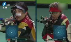 《奥运早报》女子步枪三姿 福建小将张彬彬银牌