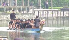 福建龙舟选手争上全运会