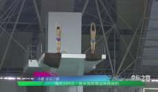 每天100次:跳水冠军是这样炼成的
