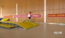 滑板运动:魅力大危险小男少女弱亟待推广