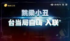 """《宝岛, 报到!》跳梁小丑 台当局上演""""入联""""闹剧"""