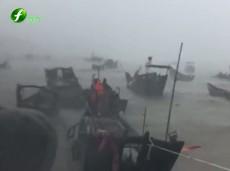 """《清新福建旅游报道》台风""""玛莉亚""""在连江登陆"""