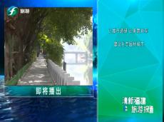 《清新福建旅游报道》让城市透绿 让美景共享 建设生态园林城市