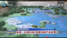泉港:以港兴城 构建均衡产业体系