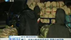 厦门:低温未影响市场供应 蔬菜价格平稳