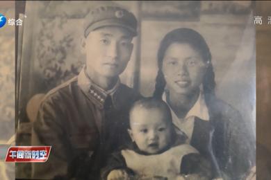 泉州:老兵获颁纪念章 赞国家沧桑巨变