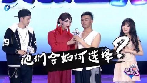 《模王小咖秀》男版周迅演绎红高粱 小志甜唱心云