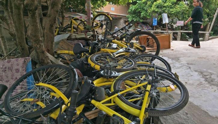 厦门市首次出台共享单车综合治理规范性文件
