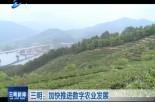 三明:加快推进数字农业发展