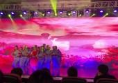 视频一福建三明学院代表队《红色记忆》由韶华舞蹈队演绎