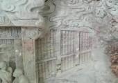 大型寿山石雕《吴哥之美》