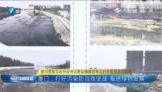 厦门:打好污染防治攻坚战 推进绿色发展