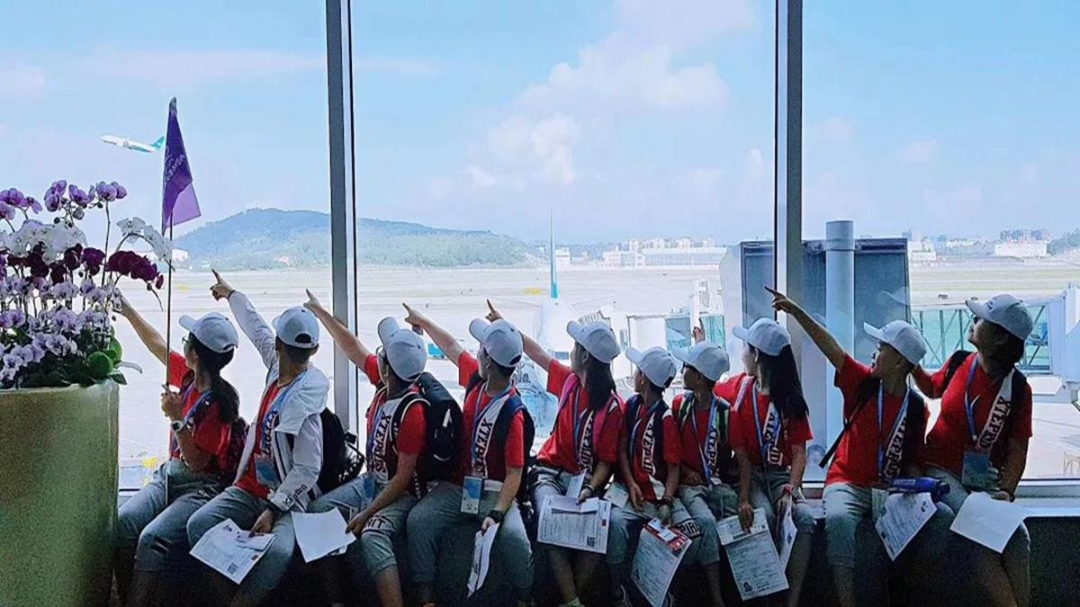 """2019年""""阳光海峡""""招募小营员啦!"""