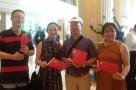 新加坡华人希望能够见证历史