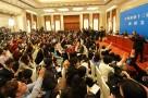 全国政协十三届一次会议新闻发布会举行 王国庆回应热点问题